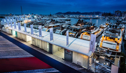 The 41st Yachting Festival in Cannes finishes in great style!