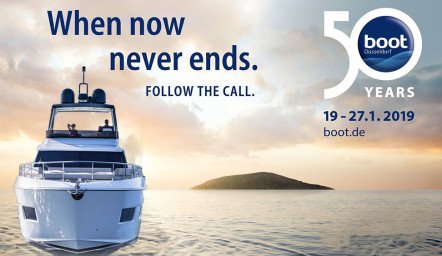 Boot Düsseldorf celebrates 50 years!