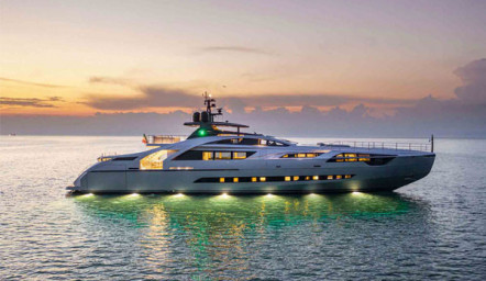 Boat International Design & Innovation Awards 2021's Superyacht finalists