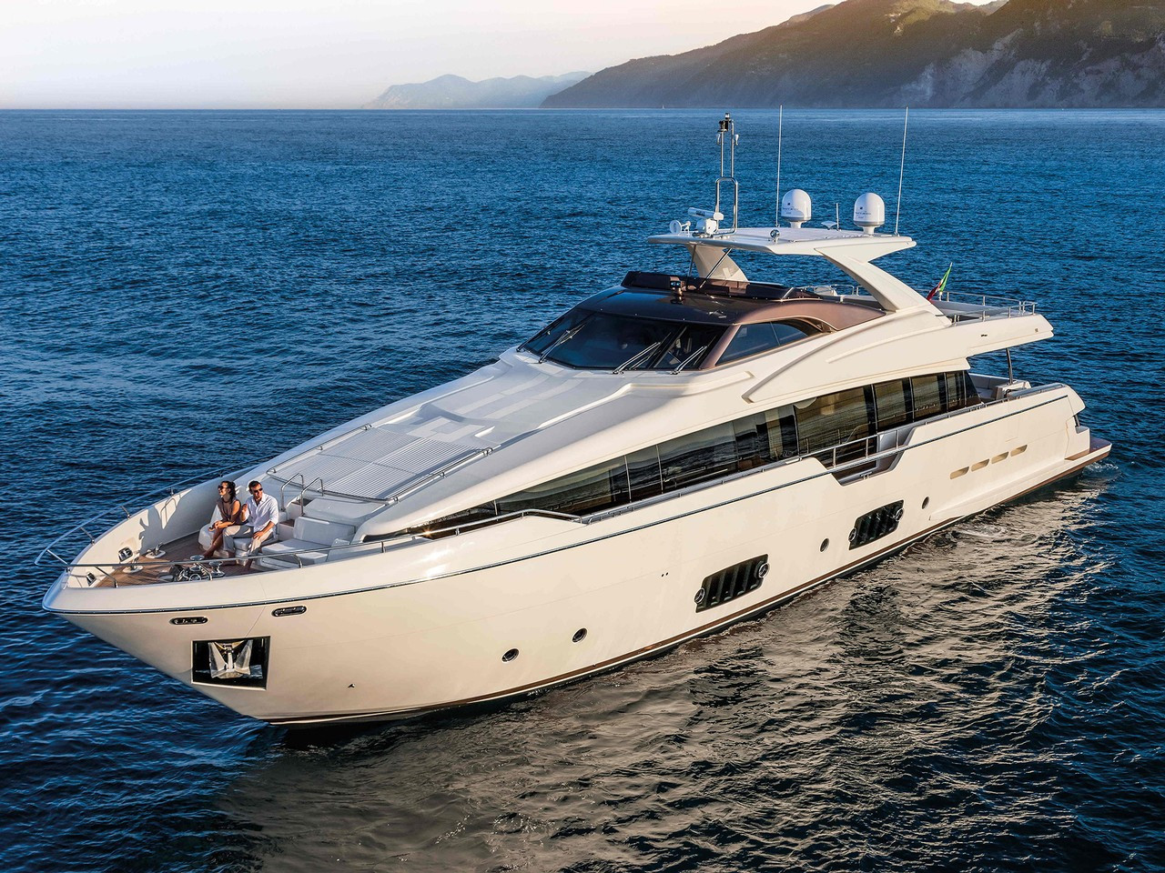 buy online 869be f87c5 Used Ferretti Yachts boat for sale on the French Riviera