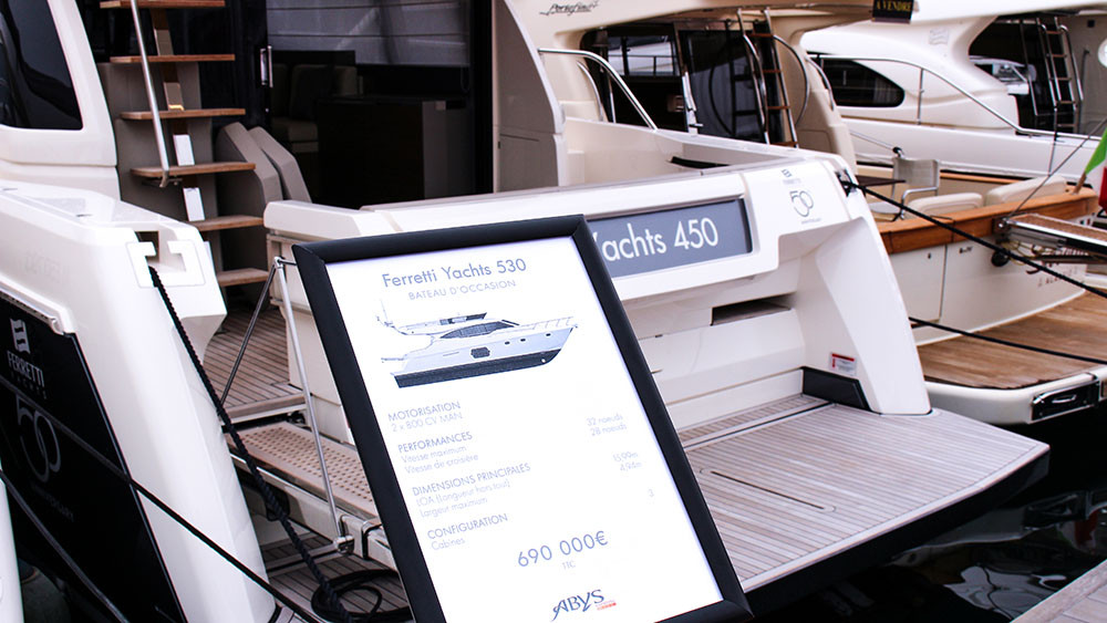 Positive results for the 29th La Napoule Boat Show!