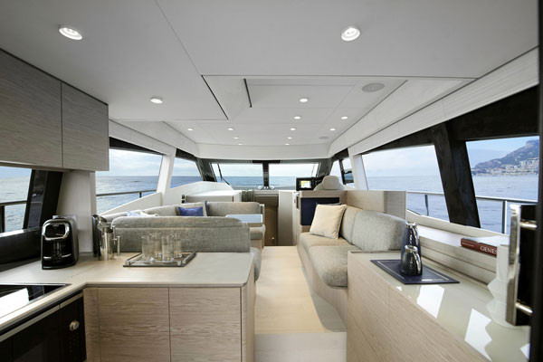 All about Ferretti Yachts 500!