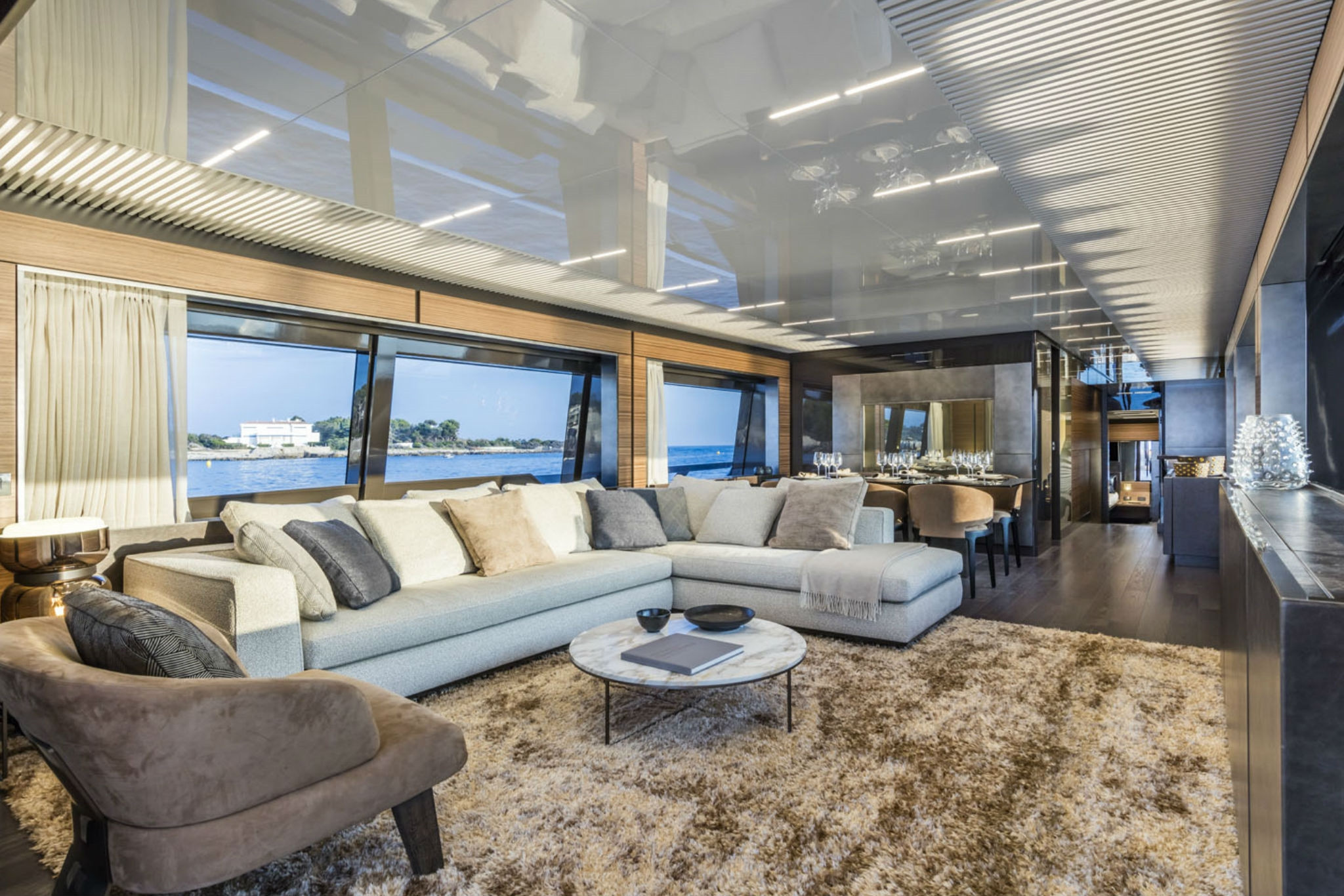 The exceptional Ferretti Yachts 920