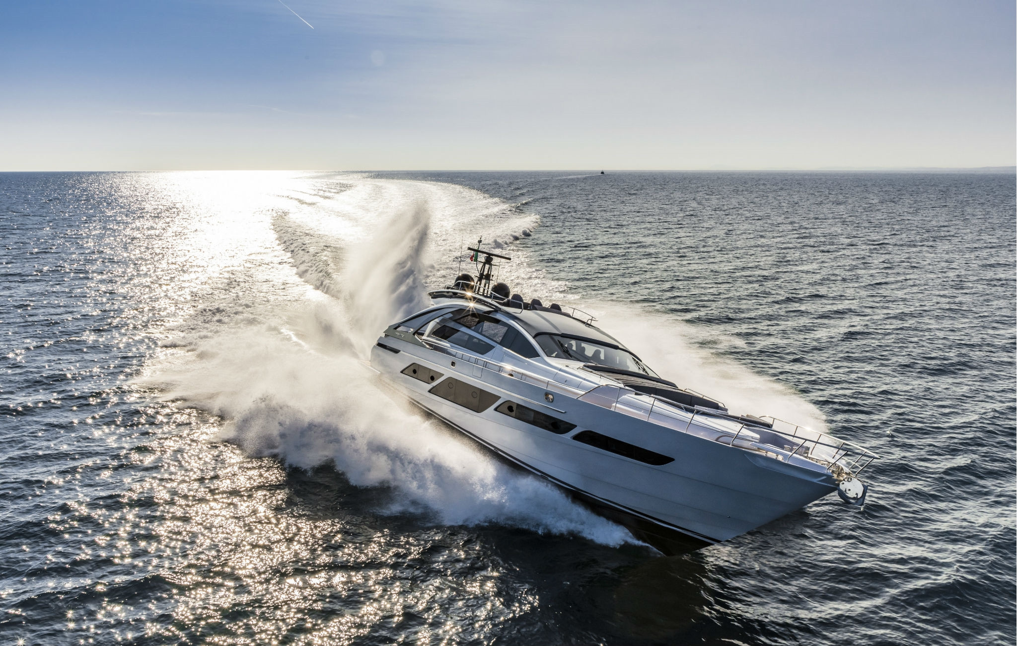 Pershing 9X: perfeXion