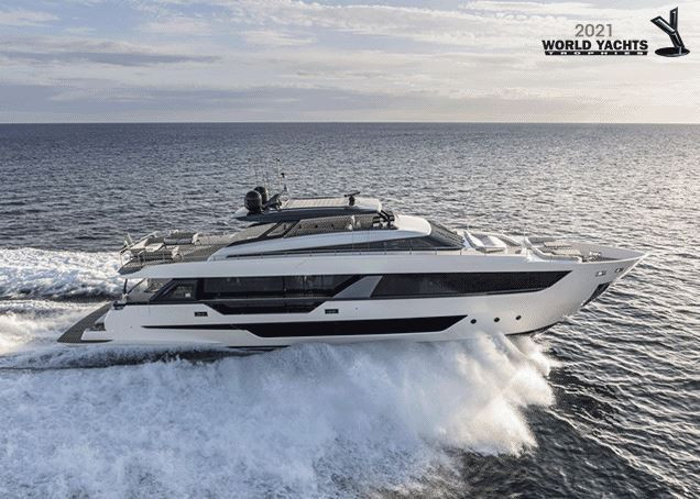 World Yacht Trophies 2021